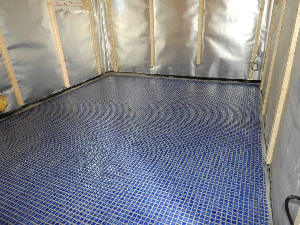 Welchen Fußboden In Der Sauna ~ Projekt saunabau